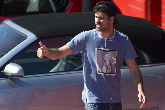 Chelsea Transfer News: Diego Costa Deal Set to Spark Striker Domino Effect
