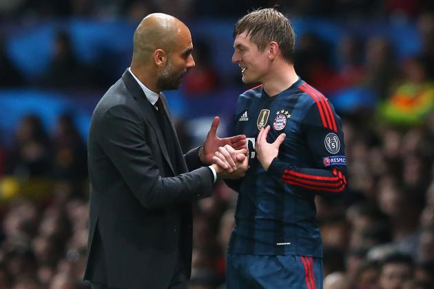 Manchester United Transfer News: Toni Kroos Free to Leave, Says Pep Guardiola