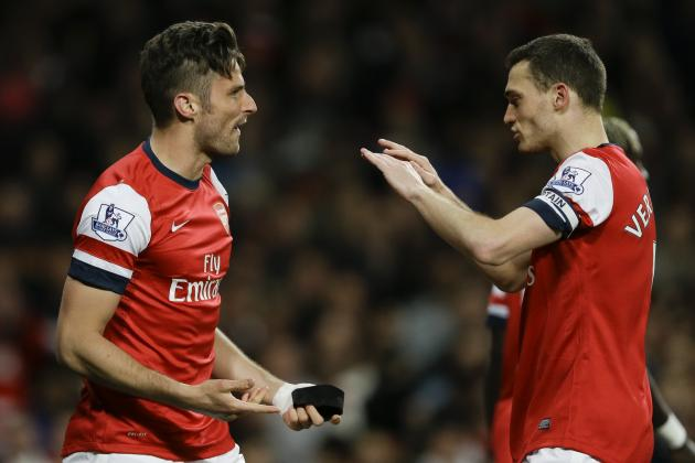 Arsenal 3-1 West Ham: How This Latest Win Belies Arsenal's Top Four Complacency