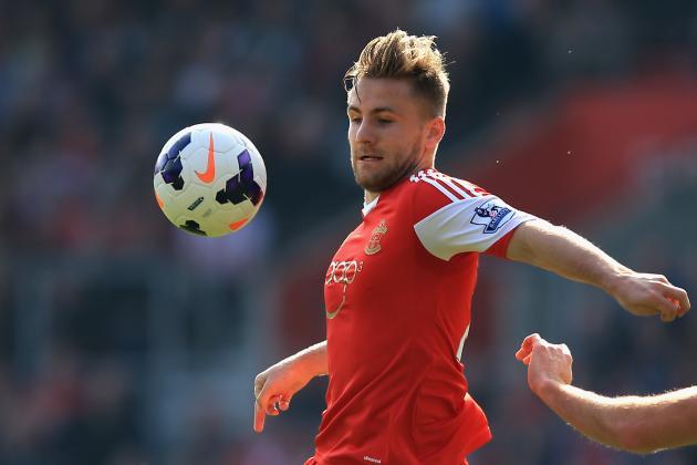 Southampton Defender Luke Shaw Favourites Tweet Linking Him to Man Utd Transfer