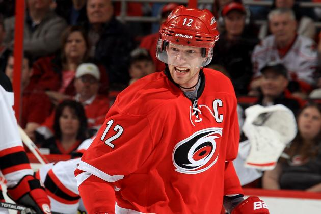 Eric Staal Has to Get Fans Back on His Side