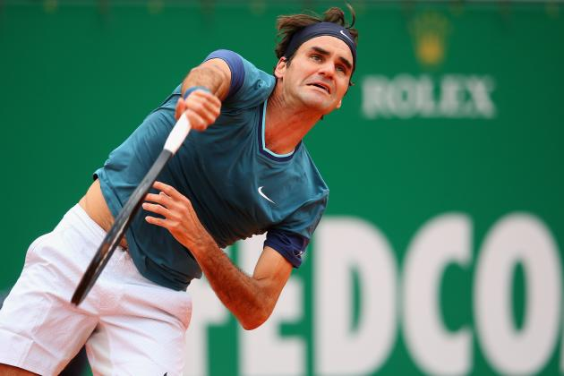 Roger Federer vs. Radek Stepanek: Score and Recap from Monte Carlo Masters