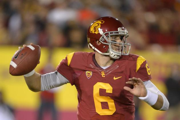 USC Football: Cody Kessler Starting QB, Why It Was the Right Choice
