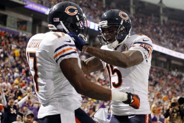 Fantasy Football 2014: Who Gets the Edge in These Elite WR Duos?