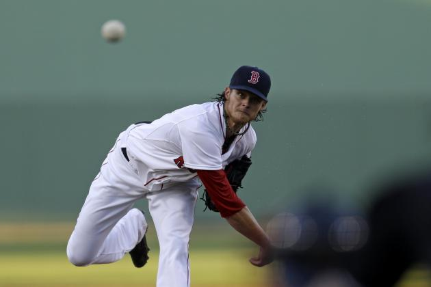 Boston Red Sox's Biggest Pitching X-Factors: Jake Peavy and Clay Buchholz
