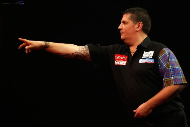 Premier League Darts 2014: Aberdeen Date, Fixtures, Standings, Live Stream Info