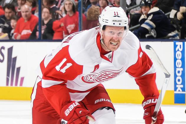 Alfredsson Will Again Be Counted on to Play Key Role