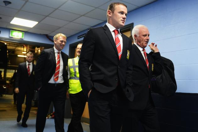 David Moyes' Faith in Wayne Rooney Could Cost Him His Manchester United Job