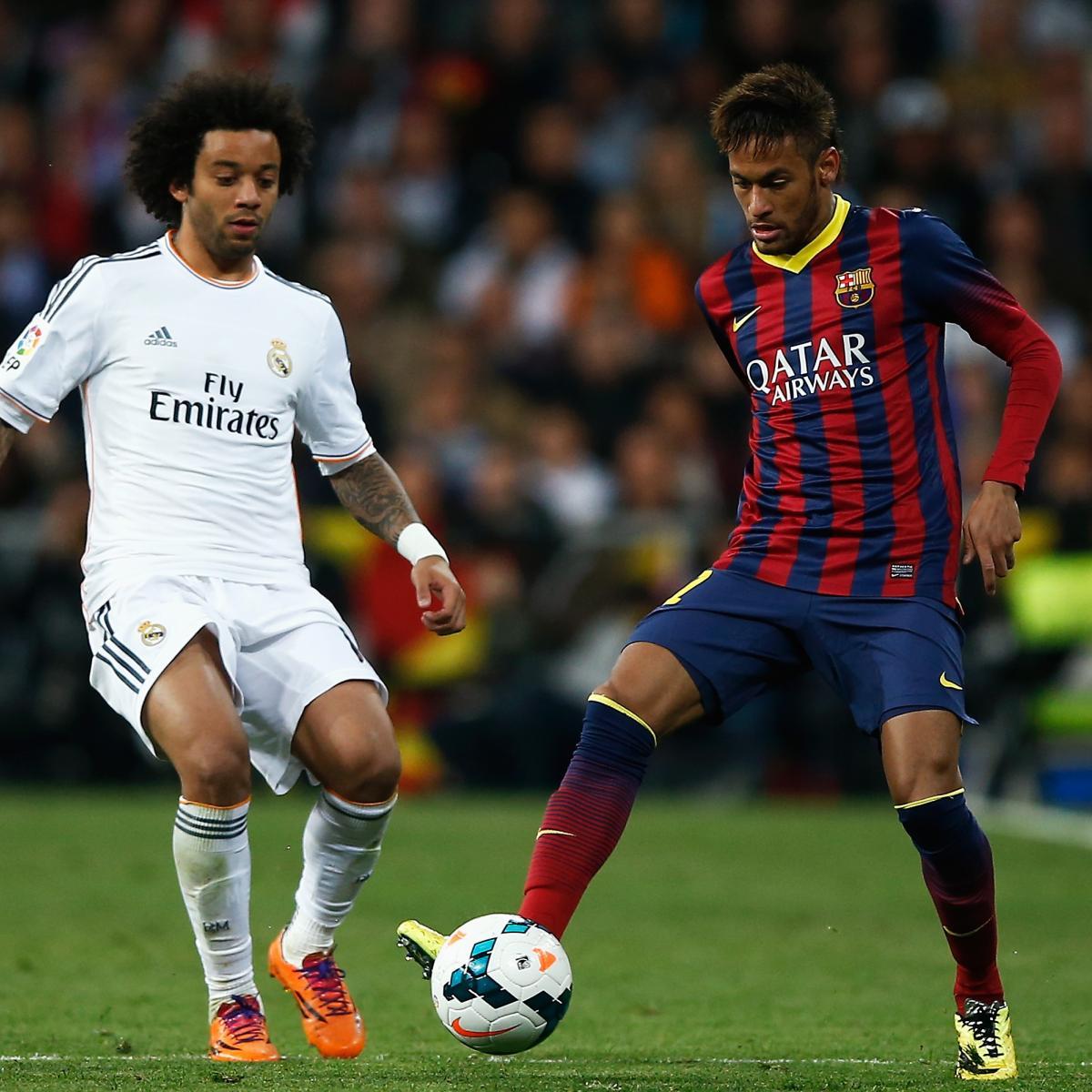 Copa Del Rey Final 2014: Real Madrid Vs. Barcelona Live