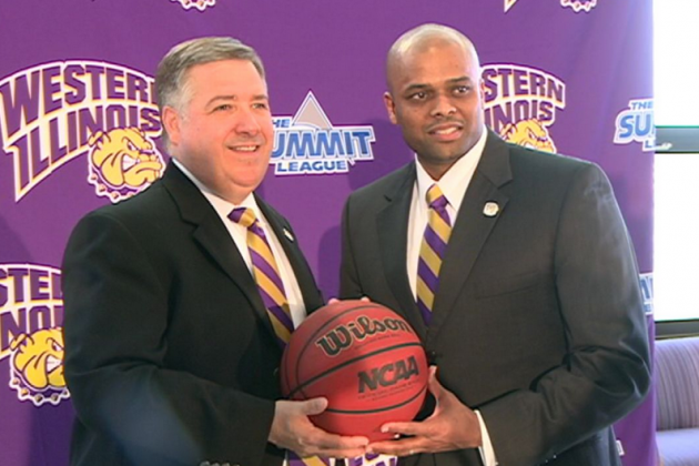Western Illinois Introduces Its New Basketball Coach