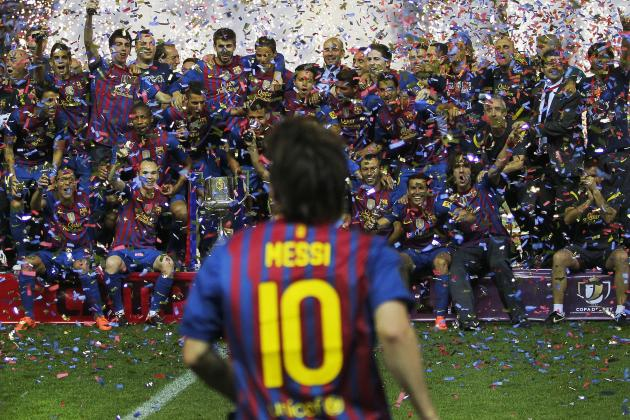 Lionel Messi Magic Can Win Copa Del Rey, but Barcelona Must Allow Him to Play