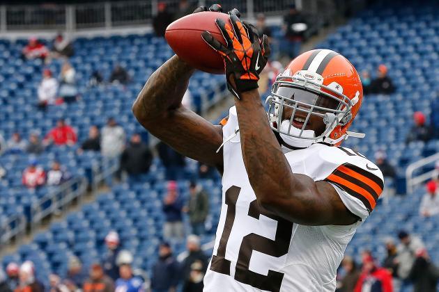 Gordon Still Thinks Browns Will Draft a QB