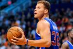 Blake Griffin Hit with 1-Game Suspension