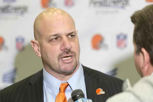More Insight from Browns Head Coach Mike Pettine