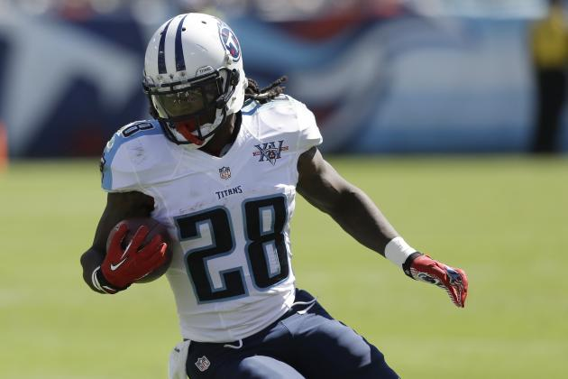 NFL Rumors: Latest on Chris Johnson, Sidney Rice and More League Buzz