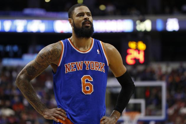 Tyson Chandler: 'I'm Not into Wasting Seasons'
