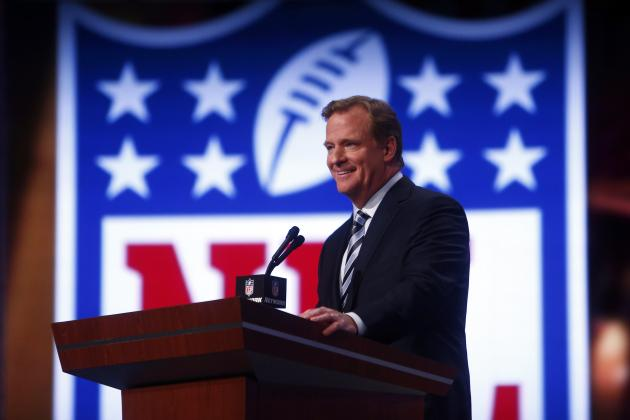 NFL Draft Start Time 2014: TV Schedule, Live Stream and More for 1st Round