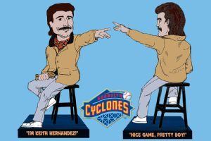 Mets Affiliate to Host 'Seinfeld Night'