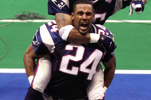 Law, Parcells, Clayborn Finalists for Patriots Hall