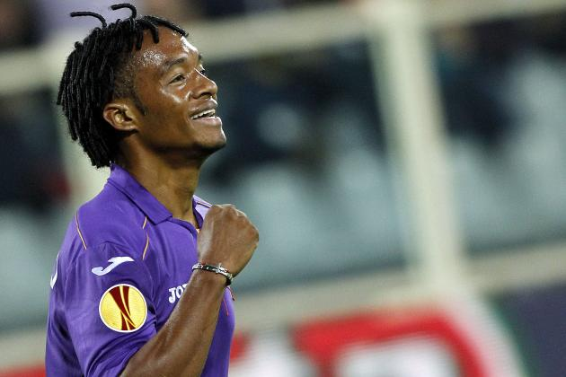 Liverpool Transfer News: Juan Guillermo Cuadrado Should Ignore Manchester United