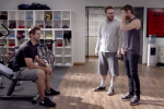 Rodgers vs. Seth Rogen in New Commercial