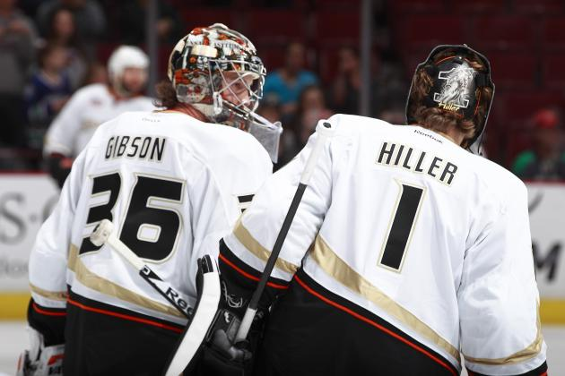 Which No. 1 Goalie Gives Anaheim Ducks Best Chance at Postseason Wins?