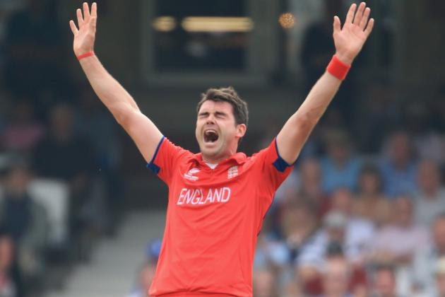 England New ODI Kit Returns to Blue, James Anderson Hails 'Retro' Style