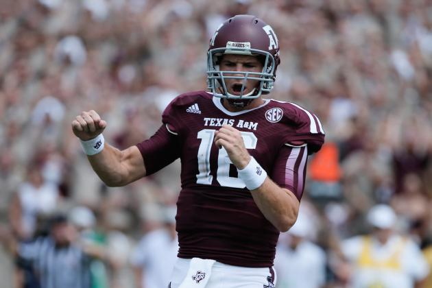 Texas A&M Football: QB Matt Joeckel Will Transfer from Aggies
