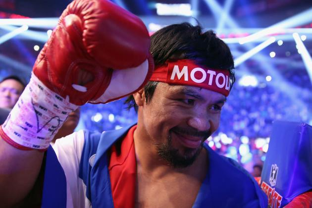 Manny Pacquiao to Settle Tax Obligations with BIR in Philippines