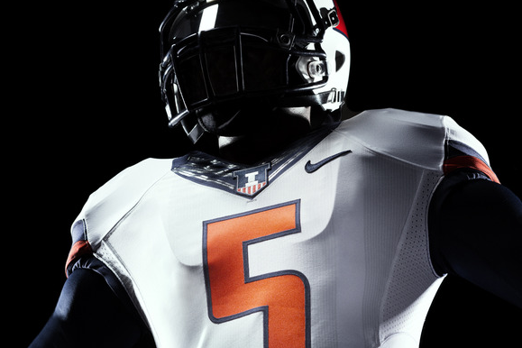 PHOTOS: New Illinois Uniforms Potentially Leaked