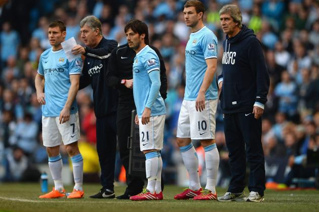 Why English Players Won't Look to Manchester City Despite Pellegrini's Comments