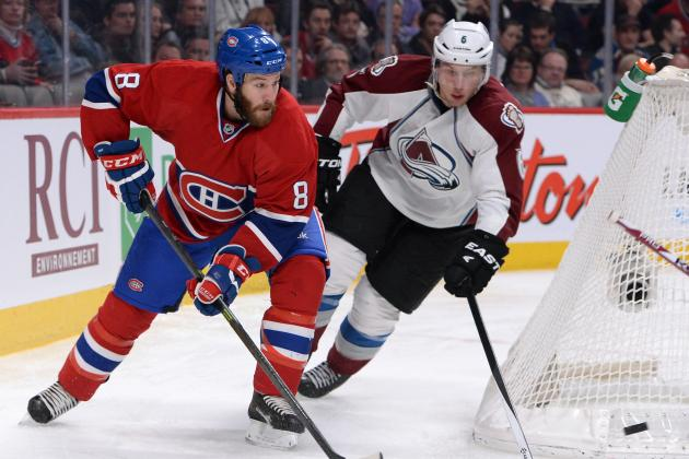Report: Prust to Return for Game 1 Tonight