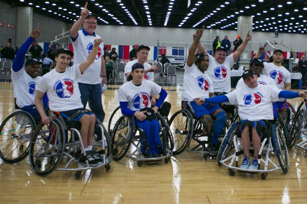 Rollin' Knicks Claim Title as New York Wins NWBA Championship
