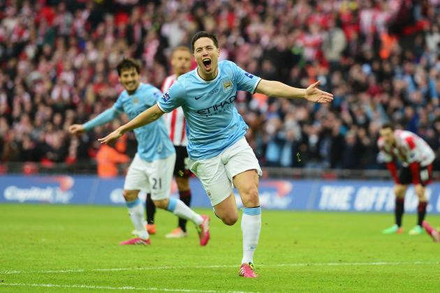 Manchester City vs. Sunderland: Premier League Live Score, Highlights, Report