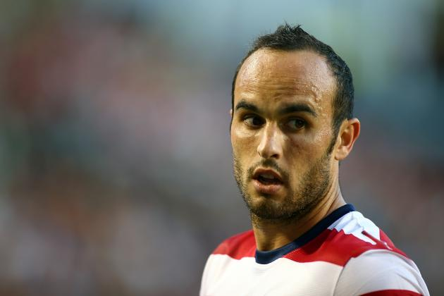 Landon's Legacy: Donovan Addresses Mentorship, Retirement and World Cup Chances