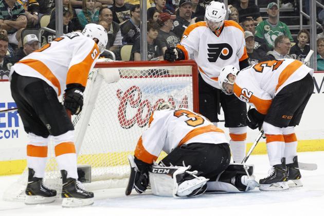 Steve Mason Injury: Updates on Flyers Star's Status and Return