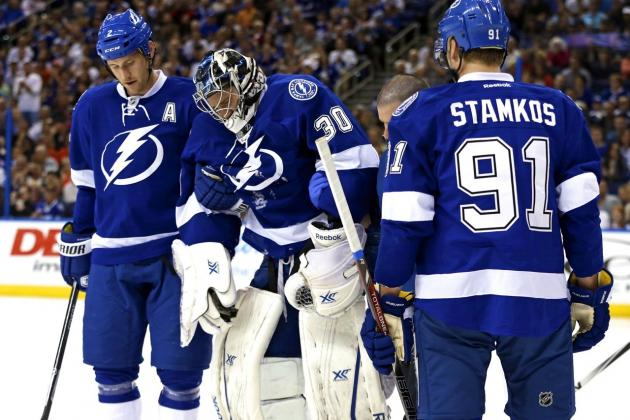 Ben Bishop Injury: Updates on Lightning Goalie's Upper Body and Return