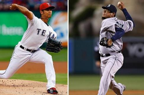 Battle of aces: Yu vs. Felix, Round one