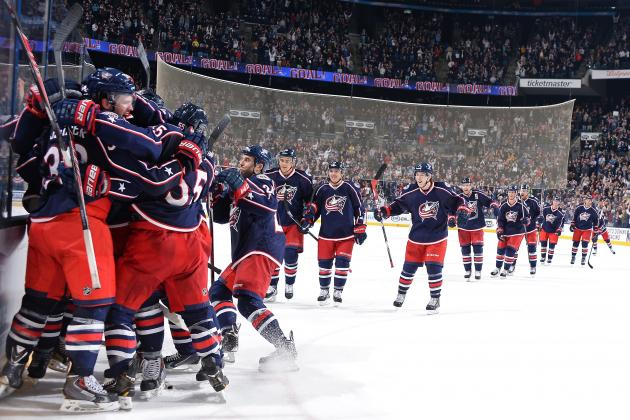 2014 Stanley Cup Playoffs: Are Columbus Blue Jackets This Year's Cinderella?