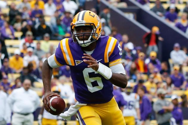 Does a Lack of Veteran 'Playmakers' Mean Trouble for LSU Football?