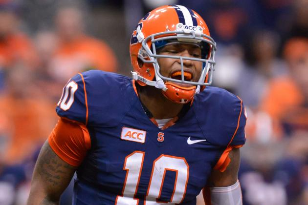 Terrel Hunt Keeps Starting Cuse QB Job