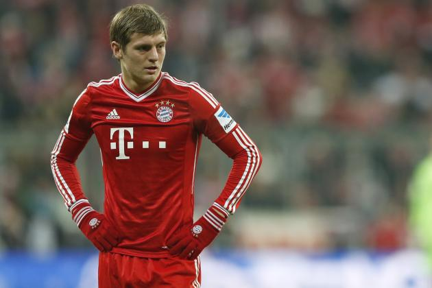Bayern Munich Transfer News: Toni Kroos' Agent Says Player Will Remain with Club