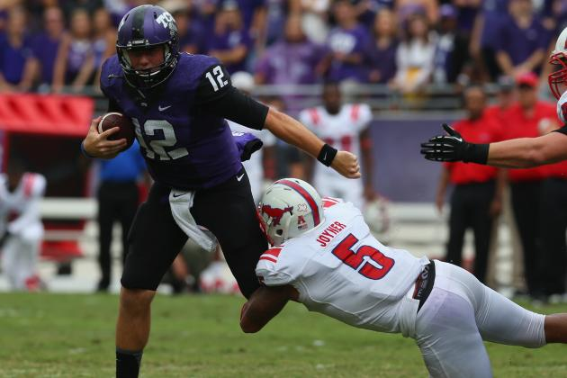 Tyler Matthews Is Transferring from TCU