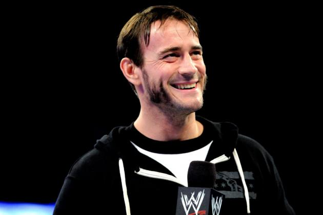 Imagining WrestleMania 30 Had CM Punk Stayed and Wrestled Triple H