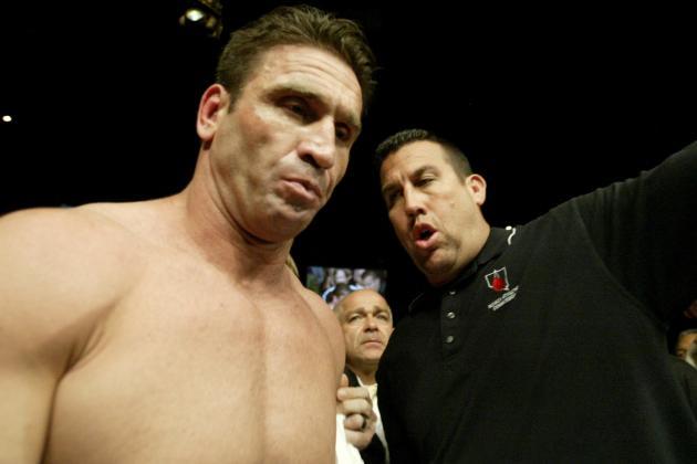 Shamrock: Askren Is 'A Complete Nobody' for Saying Ortiz vs. Shlemenko Is Fixed