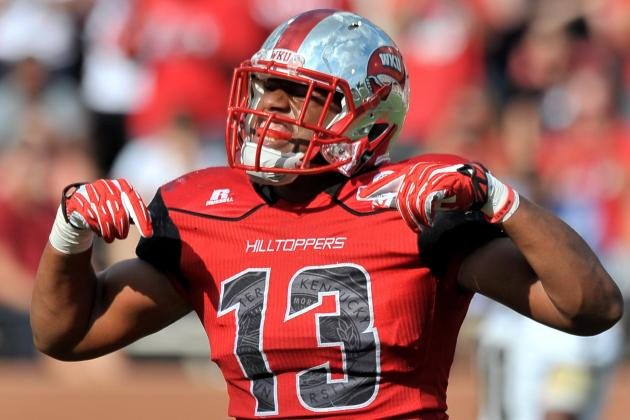 Xavius Boyd NFL Draft 2014: Highlights, Scouting Report and More