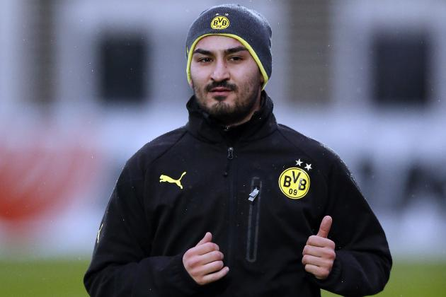Gundogan Extension No Win for Borussia Dortmund