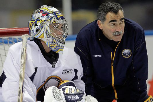 Sabres Announce Coaching Staff Changes