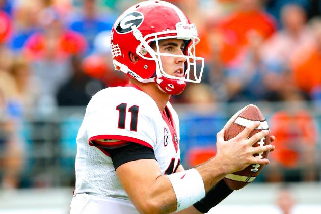 Aaron Murray: Breaking Down Georgia QB's Pro Day Workout