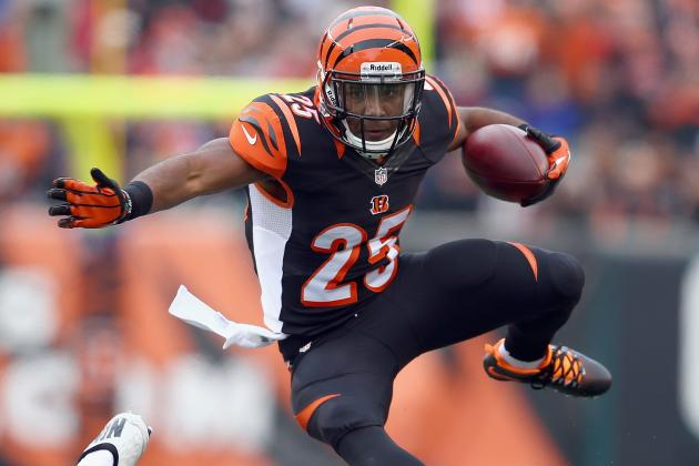 Why Giovani Bernard Is Poised for Incredible 2014 Season